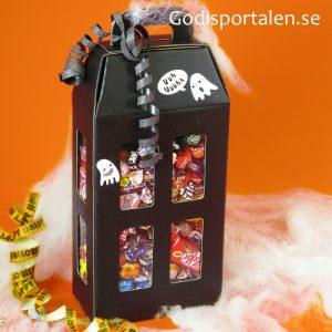 Halloween godishus Godisportalen